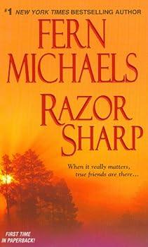 Razor Sharp 1420106848 Book Cover