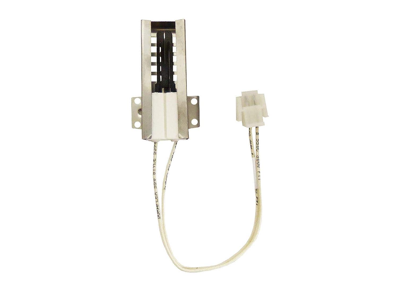 ClimaTek Gas Oven Range Stove Igniter Igniter fits Jenn-Air KitchenAid 74007498 AP4096256 7432P075-60