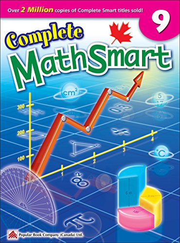 Complete MathSmart Gr. 9: n/a: 9781897457009: Amazon.com: Books