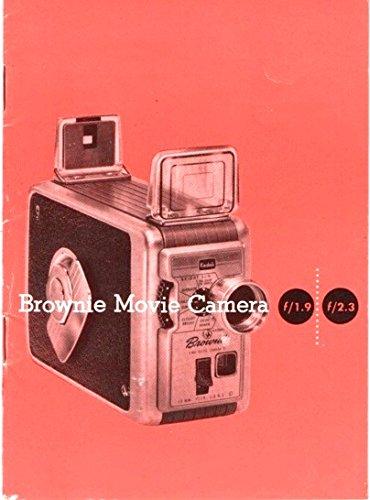 Brownie Movie Camera Manual