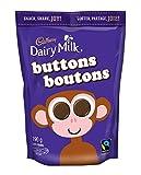 cadbury dairy milk buttons, 190g