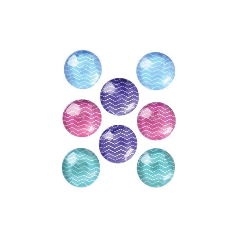 Quartet Magnets for Dry Erase Board, Whi