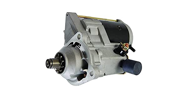 New Starter for KOMATSU EXCAVATOR PC220LC D39EX-21 D39PX-21 600-863-5110
