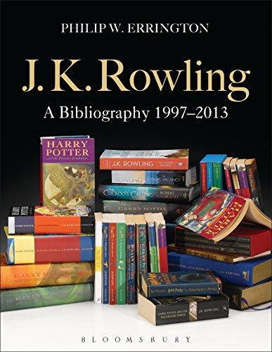 J.K. Rowling: A Bibliography 1997-2013 Pdf