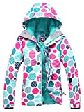 APTRO Women's High Windproof Technology Colorfull Printed Ski Jacket Style #37 Size S