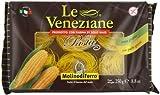 Le Veneziane Gluten Free Corn Pasta Capellini [4 Pack]