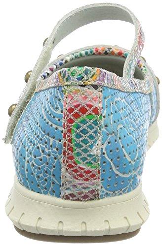 Laura Vita Women's Dexter 03 Mary Janes Blue (Bleu Bleu) outlet top quality tmqGyWh