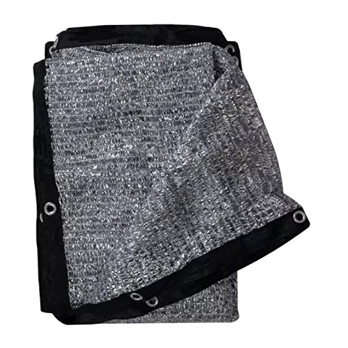 memorizzare Soclear Aluminet Shade Cloth Fabric Fabric Fabric Sun Block Sun riflettere Pet paralume  fino al 50% di sconto