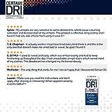 Certain Dri Extra Strength Clinical