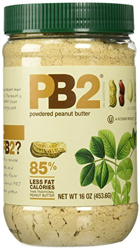 Bell Plantation PB2 Powdered Peanut Butter, Net Wt. 16 Oz.