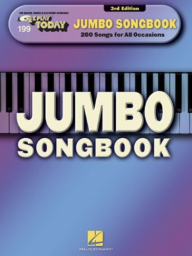 - Jumbo Songbook: E-Z Play Today #199