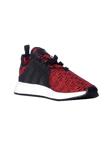 adidas Originals X_PLR C Kinder Sneaker rot schwarz