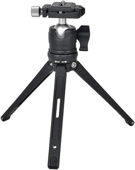 CAVIX LS-02 Mini trípode de mesa, mejor soporte de mesa pequeña ...