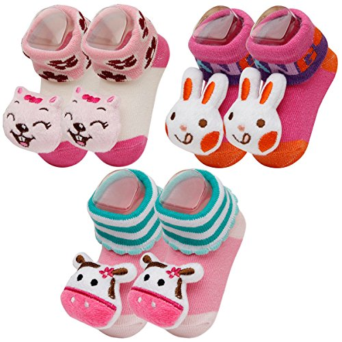 Happy Cherry Pair Newborn Shoes
