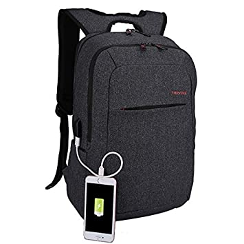 Amazon.com: Kopack Laptop Backpack with USB port charger Slim ...
