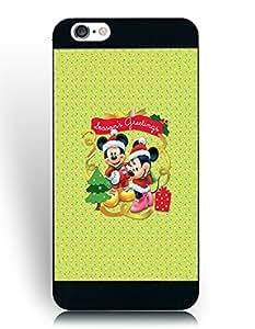 Mickey and Minne Cartoon Iphone 6/6S Plus Funda Case, Disney Iphone 6/6S Plus Funda Case, Anti-shock Funda Case
