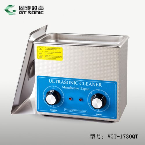 (Professional Washing Machine -- Brand VGT-1730QT Mechanical Ultrasonic Cleaner Applied for Electronics, Hardware, Medical, Tattoo, Jewelry Stores, Mechanical Engineering, Watches, Jewelery, Car Mechanics, Hospitals, Weapons, Lab Instrument, Chemical Industry and so on)