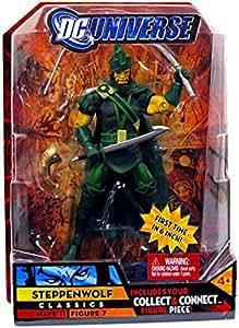 DC Universe Classics Series 11 Action Figure Steppenwolf Green Build Kilowog Piece! by DC Comics by DC Comics