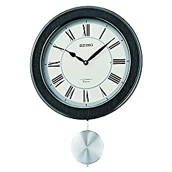 Seiko QXM345KLH Wall Japanese Quartz Wall Clock