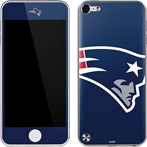 NFL New England Patriots iPod Touch (5th Gen&2012) Skin - New England Patriots Large Logo Vinyl Decal Skin For Your iPod Touch (5th Gen&2012)