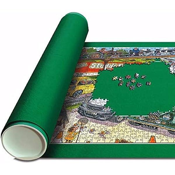 Promohobby Puzzle Roll 5000 Piezas. Tapete Universal para Transportar/Guardar Puzzles.: Amazon.es: Juguetes y juegos