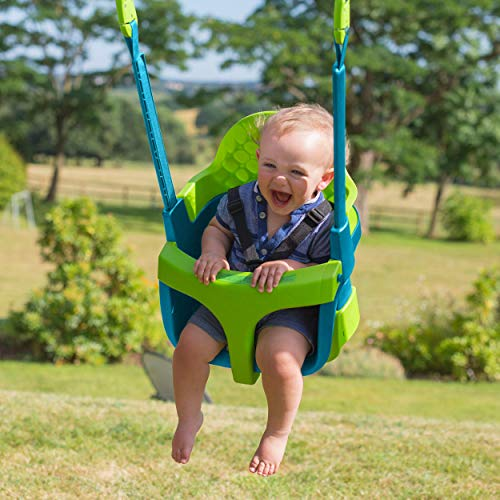 TP Quadpod Adjustable 4-in-1 Swing Seat ()