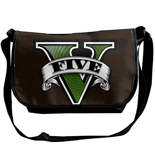 GTA V Grand Theft Auto Five Game Fashion Crossbody Bags Unisex (Xbox Shark Card Gta 5 compare prices)