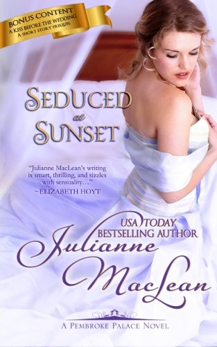 book cover of Seduced at Sunset