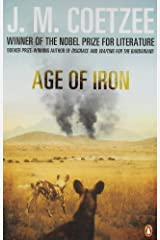 Age of Iron by Coetzee, J M (2010) Paperback
