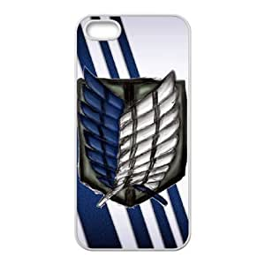 Attack On Titan For iPhone 5, 5S Csae protection Case DH556768