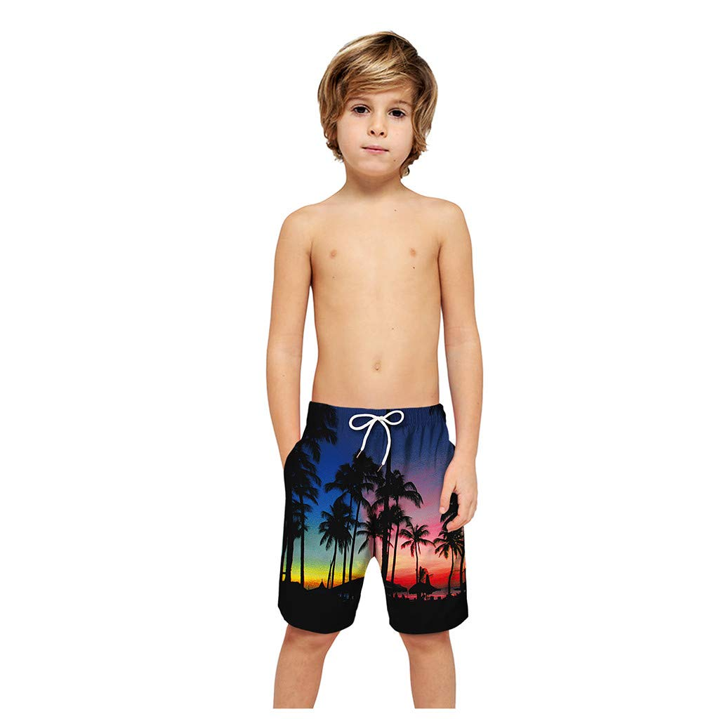 2T-5T baby boys beach pants beach shorts casual two styles Japanese brand