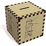 Azeeda 'Shining Lighthouse' Money Box / Piggy Bank (MB00063347)
