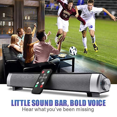 best TV soundbars under $100