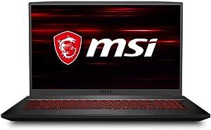 MSI GF75 Thin Gaming Laptop, 17.3