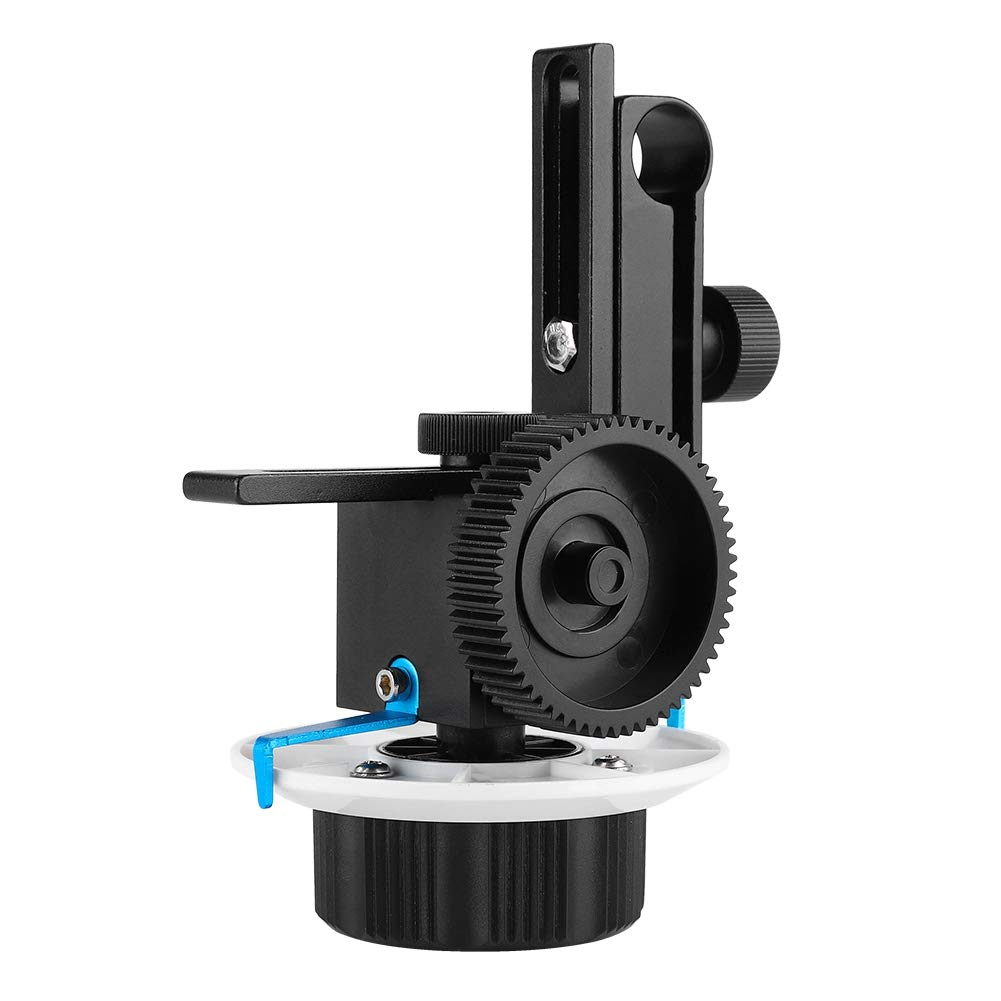 Tangxi DSLR Follow Focus DSLR Camera Camcorder Quick Release Focus Adjuster with Lens Binding and Gear Ring Belt Mount for DSLR Cameras Camcorder Fits Shoulder Supports,Stabilizers,Movie rigs by Tangxi