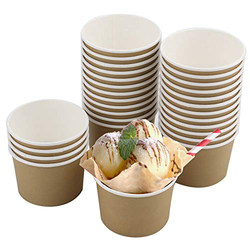 Lawei 100 Pack Cream Cups product image