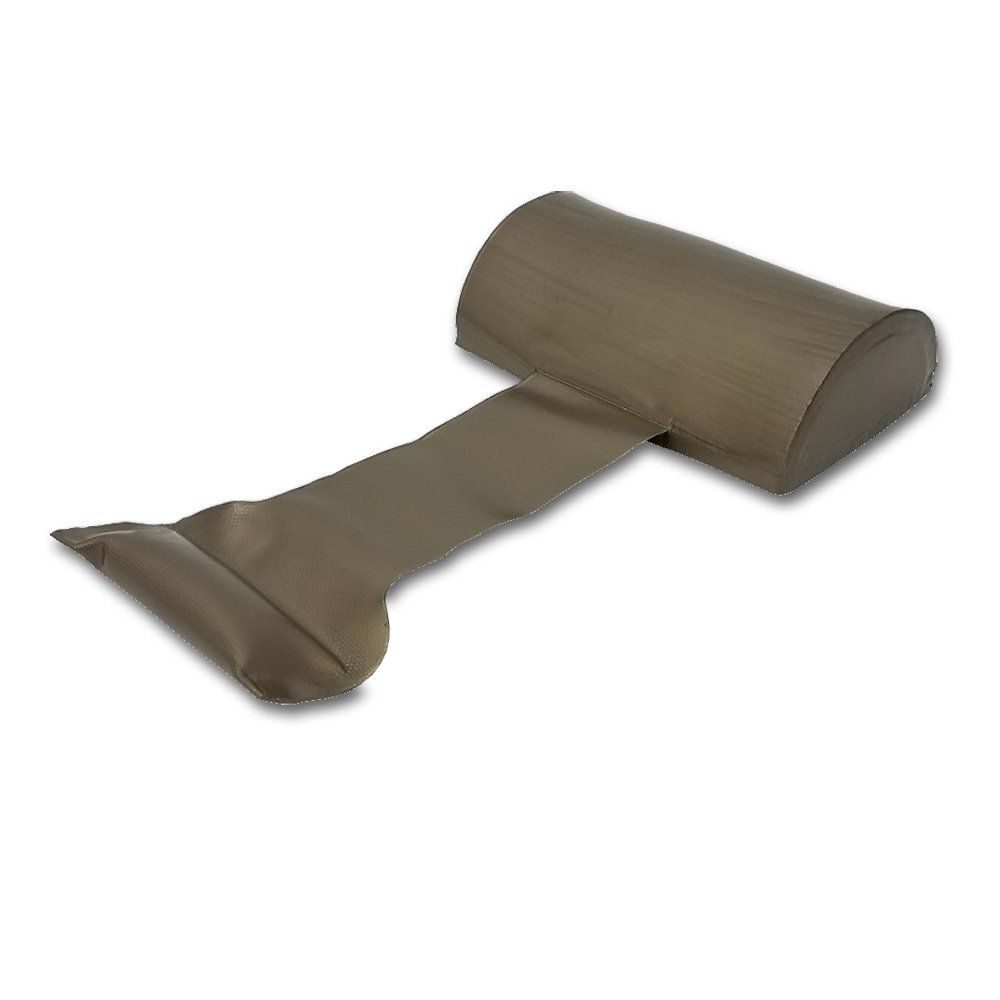 California Sun Deluxe Weighted Super Soft Spa Pillow Cushion - Bronze