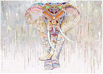 Wongxl El Sudeste De Asia Pintada A Mano De Elefante Indio Videos Wall Hotel Pared De Papel Tapiz De Pared De Yoga Tailand/és 3D Papel Pintado Wallpaper Mural Fresco 300cmX250cm