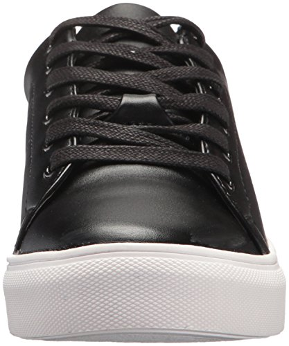 47394a4f56a Steve Madden Womens Smiley Fashion Sneaker Black Multi - liv-stuck ...