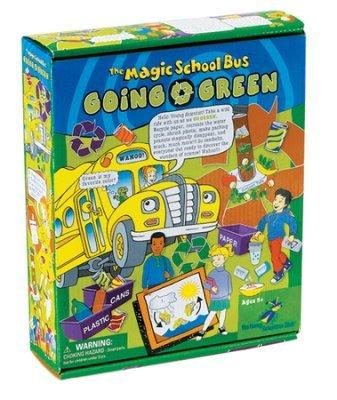 LearningLAB The Magic School Bus: Going Green Kit