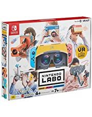 NINTENDO  Labo: Toy-Con 04 Vr Kit, Nintendo Switch