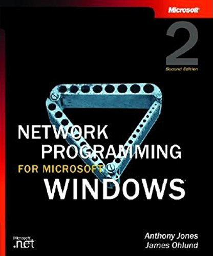 Network Programming for Microsoft Windows, Second Edition (Pro-Developer)