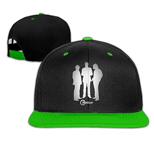 MaNeg Top Gear Unisex Hip Hop Baseball - Prada Uk Clothing