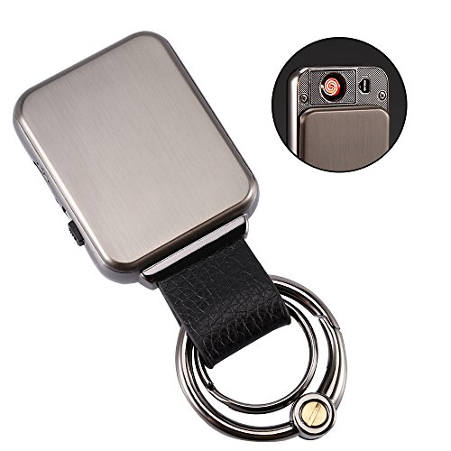 Keychain Cigarette Flameless Electronic Carabiner