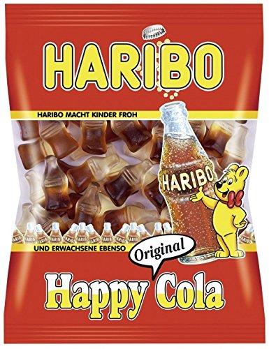 16 opinioni per Haribo Happy Cola- [confezione da 6]