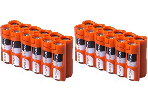 Battery Powerpax 12 Pack Carries Batteries product image