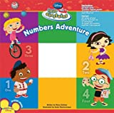 Numbers Adventure, Marcy Kelman, 1423110099