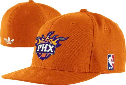 - Phoenix Suns adidas Originals Classic Flat Brim Fitted Hat - 7 3/4