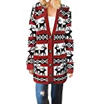 Suéter De Navidad Jerseys Mujer Invierno Jersey Navideño