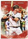 2017 Panini Diamond Kings Baseball Rookies RC #166 Mitch Haniger Diamondbacks